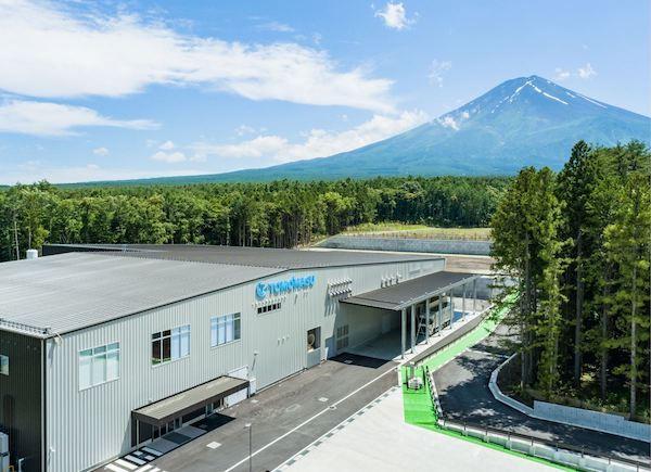 友桝飲料富士山工場のイメージ