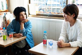 八智代さんと横松さん