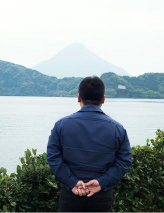 指宿温泉サイダーのイメージ