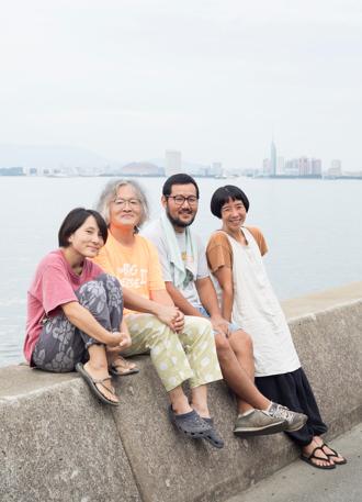 柴さんと祥子さん、浅羽さんと八智代さん
