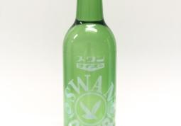 期間限定!緑瓶のスワンサイダー