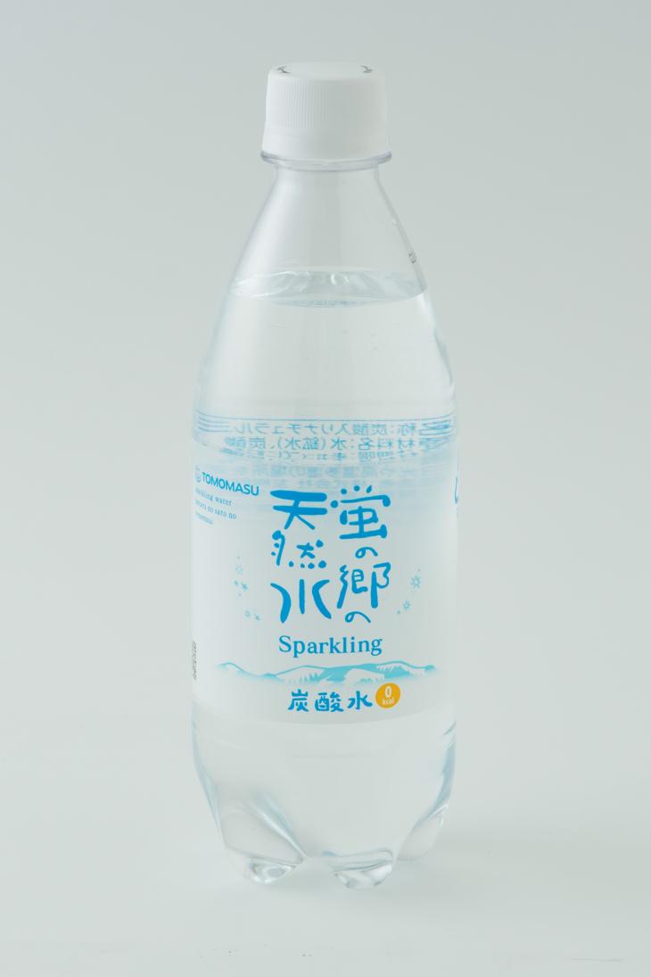 蛍の郷の天然水スパークリング500ml