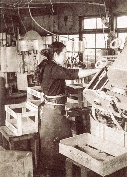 明治創業から続けてきたラムネの製造販売